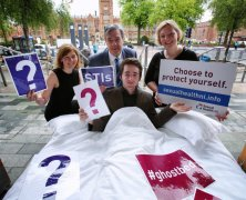 PHA launch sexual health campaign