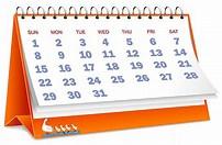 CPNI Contractor Calendar