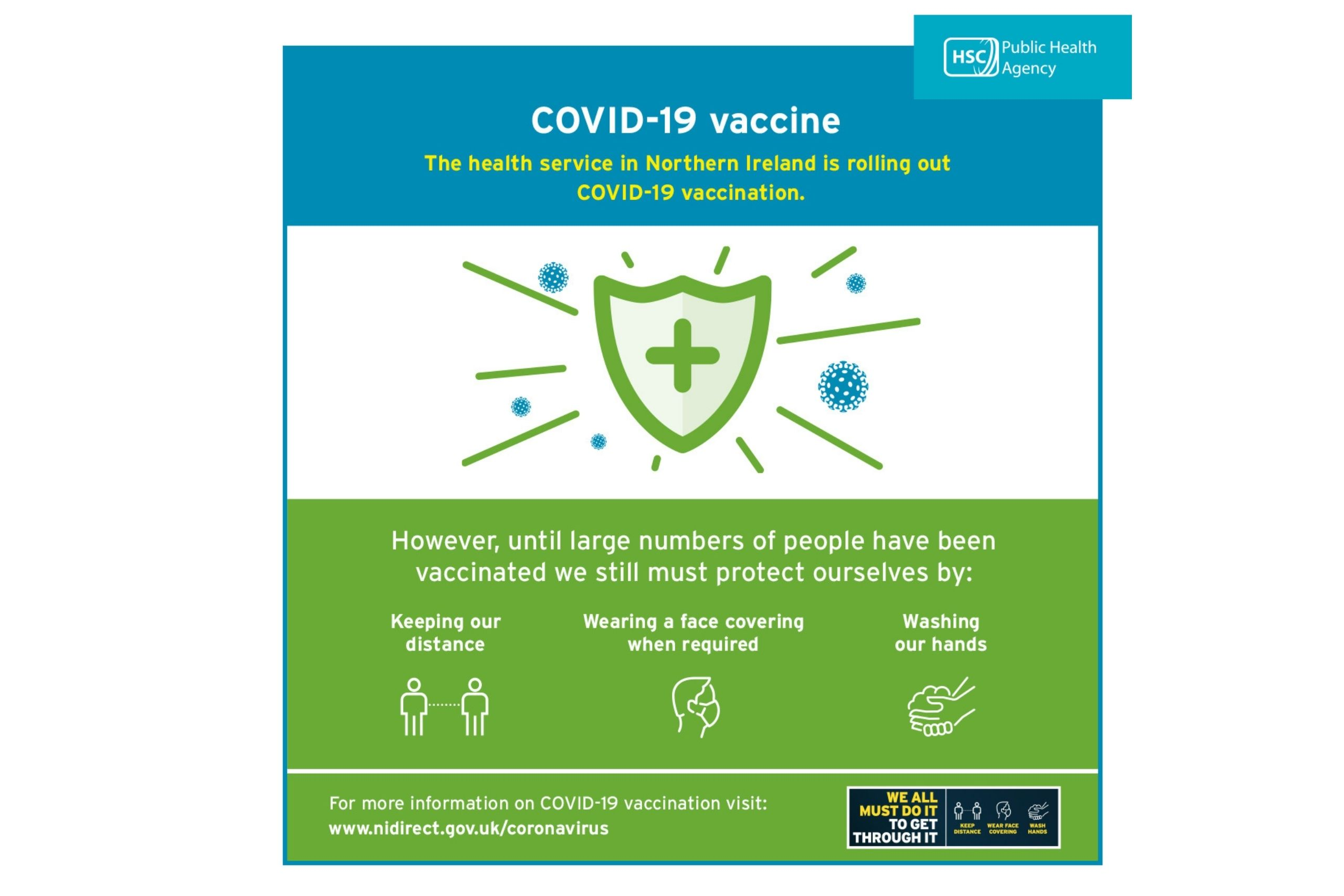 Living Well Campaign – Vaccinations