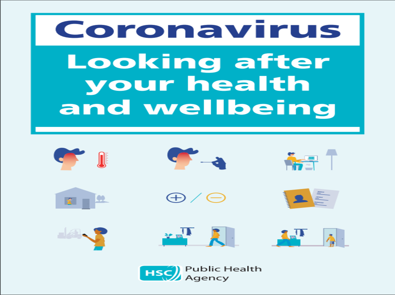 """New Living Well campaign to Launch w/c 5th Oct – """"Looking after your health and wellbeing during COVID-19"""""""