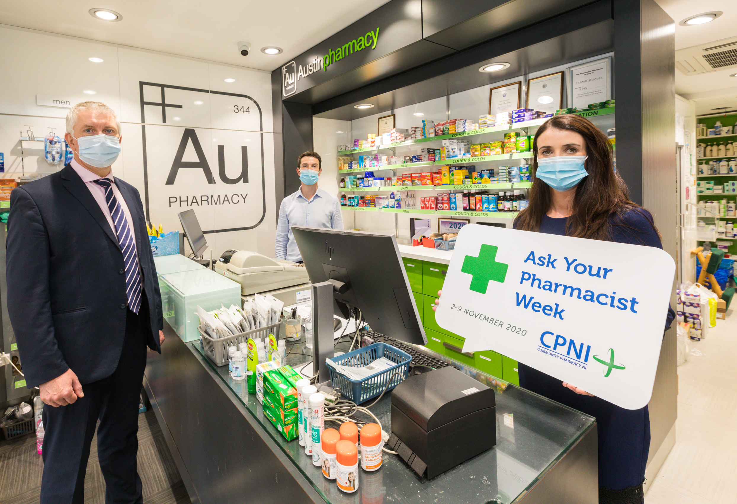 Community pharmacy services keeping accessible healthcare at the heart of communities